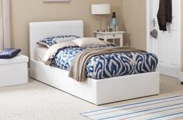 Single Fabric Beds