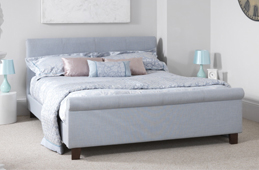 Double Fabric Beds