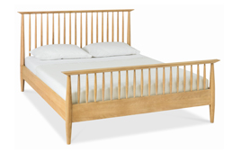 King Size Wood and Oak Bed Frames