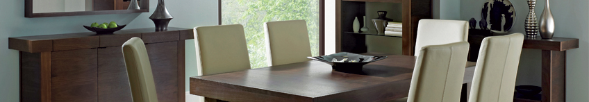 Akita Walnut Dining Collection