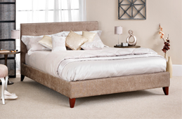 Small Double Fabric Beds