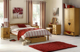 Pickwick Pine Bedroom Range