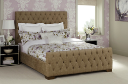 Super King Fabric Beds