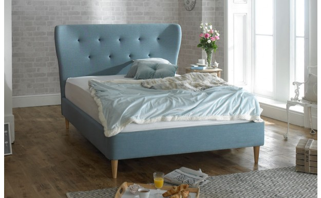 Limelight Aurora Double Fabric Bed Frame