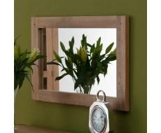 Cabos Solid Oak Mirror