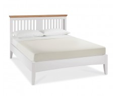 Bentley Designs Hampstead Two Tone 150cm Slatted Bedstead