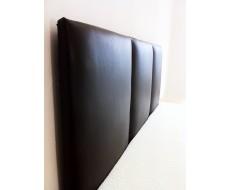 Wealdon Double Faux Leather Headboard