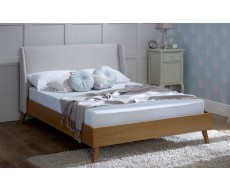 Limelight Bianca Super King Size Fabric Bed Frame