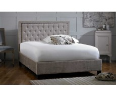 Limelight Rhea Mika Super King Fabric Bed Frame