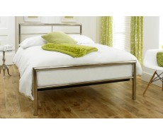 Limelight Celestial Double Metal Bed Frame