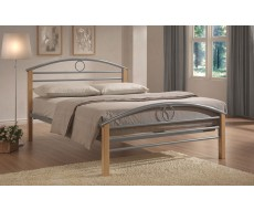 Limelight Pegasus Double Metal Bed Frames