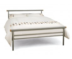 Serene Celine Double Metal Bed Frame