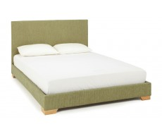 Serene Emily Mint Super King Size Fabric Bed Frame